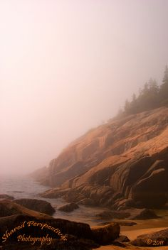 Fog at Sand Beach by Shared Perspectives Photography  http://www.flickr.com/photos/sharedperspectivesphotography/6048795597/in/set-72157627313938361/lightbox/