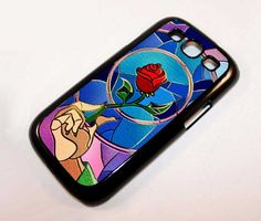 Disney beauty and the beast rose Samsung Galaxy s3 i9300 caseUS $16.89 I WANT SO MUCH!!!