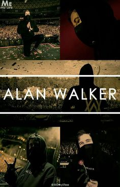 alan walker is a very good person he loves to make everyone have a good time even at his concerts are full with experience and a bunch of insisightment you'll love it their I damn sure would enjoy it and I think you can too 🙂 Dj Alan Walker, Walker Join, Serato Dj, Music Is My Escape, Avicii, Electronic Music, Music Artists, At Least, My Love