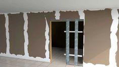 Monter une porte à galandage (porte coulissante dans la cloison)