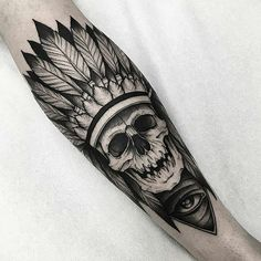 What's your favorite tattoo _____________________________________________ Artist Spotlight: Forarm Tattoos, Arrow Tattoos, Leg Tattoos, Body Art Tattoos, Tattoos For Guys, Sleeve Tattoos, Black Tattoos, Skull Tattoo Design, Tattoo Sleeve Designs