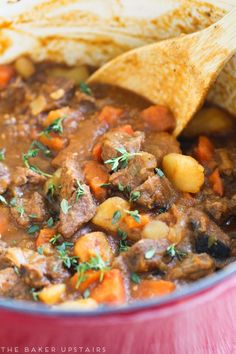 Guinness beef stew -