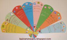 LAPICERO MÁGICO: ESCRITURA CREATIVA: Abanico de Poesías Spanish Classroom, Teaching Spanish, Teaching English, Spanish Lesson Plans, Spanish Lessons, Writing Strategies, Writing Skills, Learn Portuguese, Spanish Art