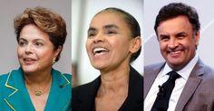 Nova pesquisa mostra que Marina venceria Rousseff no segundo turno | Politica | Edição Brasil no EL PAÍS