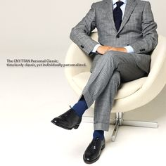 James Bond Look = a classic = timeless style  #Cnyttan
