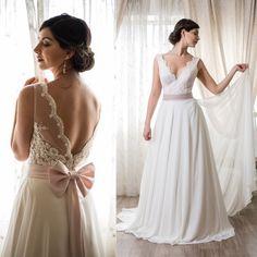 940d9fa4b Vestido de novia Palo de Rosa · Rosewood wedding dresses. Santo Encanto