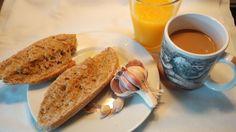 Ángela Cabrera: Mediterranean breakfast  #sketchbook #angelagcabrera.blogspot.com #watercolor #watercolour #artjournals #DIY
