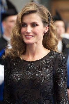 Prémio Príncipe das Astúrias 2012 26.10 - A realeza
