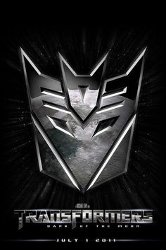 Transformers. I just love these movies.