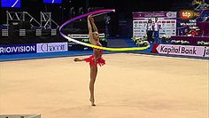 Yana Kudryavtseva (Russia) won (fair and square!) the European Championships Minsk 2015