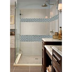 MS International Majestic Ocean 12 in. x 12 in. x 4 mm Glass Mesh-Mounted Mosaic Tile-GLS-HD-MO4MM - The Home Depot
