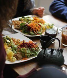 """10 best vegan restaurants in Paris! """"As she releases her book Vegetarian Paris, writer Aurelia d'Andrea picks ten of the best restaurants for herbivores in the City of Light"""""""