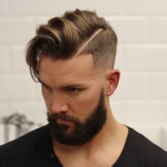 Medium length hair can be messy or neat, classic or modern, worn up or down. More length means more options. It seems like short hair is low maintenance but that's not always the case. A great