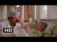 Patch Adams (5/10) Movie CLIP - The Children's Ward (1998) HD - RIP Robin Williams - You Will Be Greatly Missed