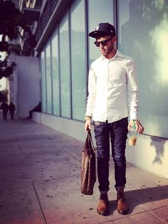 Casual Friday (by Ruben Lucas) http://lookbook.nu/look/2953303-Casual-Friday