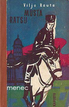 Rauta, Viljo - Musta ratsu. Comic Books, Baseball Cards, Comics, Reading, Reading Books, Cartoons, Cartoons, Comic, Comic Book