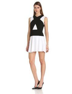 BCBGMAXAZRIA Women's Aloissa Color Blocked Ponte Dress, White Combo, 0 BCBGMAXAZRIA,http://www.amazon.com/dp/B00DVESFRW/ref=cm_sw_r_pi_dp_8B77sb11C0JPCAP8