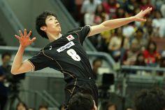 石川祐希「コンディションはすごく良い」=バレーW杯男子