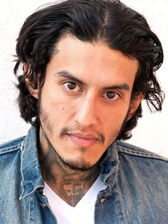 Richard Cabral (American Crime), 2015 Primetime Emmy Nominee for Outstanding Supporting Actor in a Limited Series or Movie