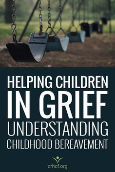 Learn how you can help grieving children cope after the death of a loved one and what behavior children may exhibit when experiencing grief.