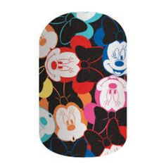 B6g2nwot Jamberry - Color Me Minnie