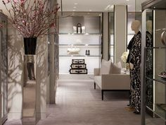 A look inside Tom Ford's Rodeo Drive boutique.
