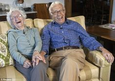 John and Ann Betar married 81 years:>