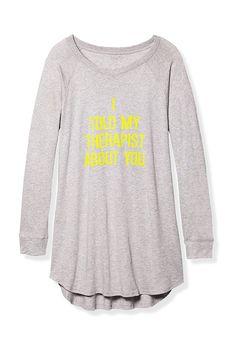 buy popular 1264e b46d9 Emi Jay Printed Nightshirts