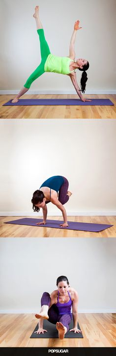 Core-strengthening yoga poses not only prevent back pain, improve your balance and posture, and make running, skiing, and other sports feel easier, but you'll also feel confident in and out of your clothes.