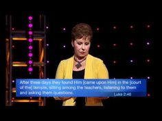 Joyce Meyer ~ The Silent Years