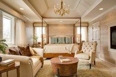 Bedrooms - rustic - Bedroom - Kansas City - McCroskey Interiors