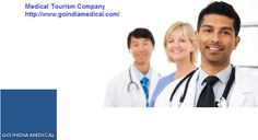 #Medical #Tourism #Company  The Indian health care sector has developed in the past few years and a fresh #medical atmosphere has been generated to help patient across the globe at very reasonable cost. Medical tourism is the system where people from different countries visit India to seek medical help and #treatment. Read more.... http://on.fb.me/1i0R1FY