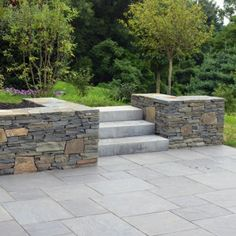 Outdoor stairs are one of the easiest ways to level out an uneven yard.