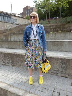 #LynnieZulu4Monki looks amazing on Glasgow girl.