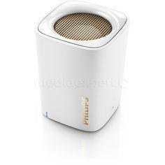 Głośnik bezprzewodowy PHILIPS BT100W/00 Biały