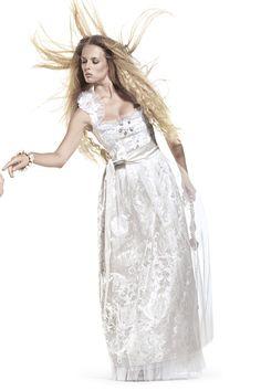 Ophelia Blaimer - Couture - Couture - Dans les jardins - Madonnenlilie