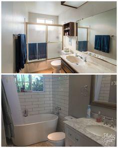 I love with my new bathroom ❤️ f83df8afdb16