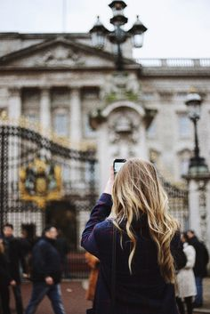Buckingham Palace, London I See London, I See France – Makenna Alyse