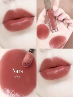 Japan Makeup Products, Makeup Brands, Soft Natural Makeup, Natural Lip Colors, Makeup Kit, Skin Makeup, Beauty Makeup, Essential Makeup Brushes, My Makeup Collection