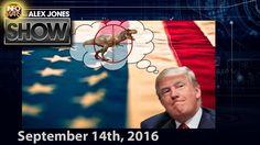 Full Show - Trump Blamed for Dinosaur Extinction - 09/14/2016