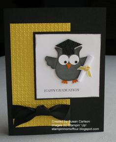 Handmade Graduation Cards | Someone Hijacked My Email Account!!! - and a Graduation Card