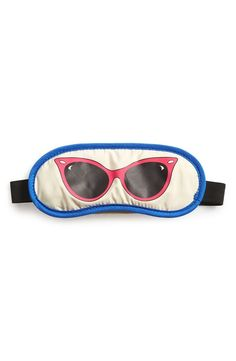 Pin for Later: 35 Stylish Items You Won't Regret Wearing on the Plane  Flight 001 Sleep Mask ($16)