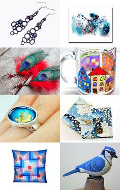 Sound of colors ♥ by Maria Gle on Etsy--Pinned with TreasuryPin.com