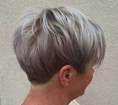 10+ Short Pixie Haircuts for Gray Hair | Pixie Cut 2015