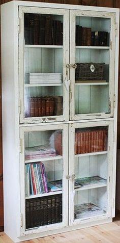 Skap av gamle vinduer