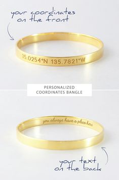 Coordinates Bracelets • Custom Coordinates Bracelet - Close Band • Gold coordinates bracelet • Engraved coordinates bracelet  • Custom coordinates necklace • Bracelet with coordinates • Latitude longitude jewelry • Minimalist bracelet • Remembrance jewelry • Minimalist jewelry • GPS coordinates gift  • cute engagement gifts • Xmas gifts for friends • engagement gifts from parents • sentimental gifts for friends • going away present ideas • grad gifts