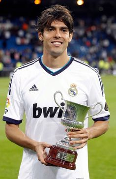 Kaka at Real Madrid Real Madrid Club, Real Madrid Football Club, Real Madrid Soccer, Real Madrid Players, Football Is Life, Best Football Team, World Football, Bavaria
