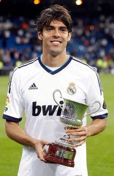 Kaka at Real Madrid Real Madrid Club, Real Madrid Football Club, Real Madrid Soccer, Real Madrid Players, Football Is Life, Best Football Team, World Football, Bayern