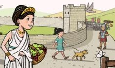 A wonderful primary history site from the BBC about the Romans. See how they lived and how they fought to protect their empire.