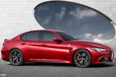 Officieel: Alfa Romeo Giulia 2015 [UPDATE: video!] | CorsaItalia Magazine